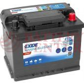 Μπαταρία Σκάφους Exide Batteries EN600  62Ah  540A EN  Marine Leisure Start