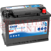 Μπαταρία Σκάφους Exide Batteries EN750  74Ah  680 A EN  Marine Leisure Start