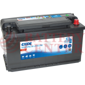 Μπαταρία Σκάφους Exide Batteries EN800  90Ah  720A EN  Marine Leisure Start