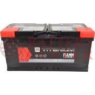 Μπαταρία Fiamm Titanium Black L6 110 12V Capacity 20hr 110(Ah) EN (Amps) 950EN Εκκίνησης