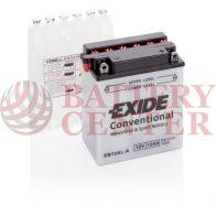 Μπαταρία Exide Conventional EB12AL-A 12V Battery Capacity 20hr 12 (Ah):EN1 (Amps): 165CCA