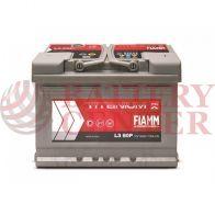 Μπαταρία Fiamm Titanium Pro L3 80P 12V Capacity 20hr 80(Ah) EN (Amps) 730EN Εκκίνησης