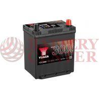 Μπαταρία Αυτοκινήτου YUASA YBX3056 12V 36Ah 330A Yuasa SMF Battery