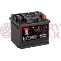 Μπαταρία Αυτοκινήτου YUASA YBX1063 12V 40Ah 350A Yuasa Ca Ca Battery