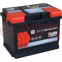 Μπαταρία Fiamm Titanium Black L2 55 12V Capacity 20hr 55(Ah) EN (Amps) 480EN Εκκίνησης