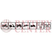 Μπαταρία Μοτοσυκλέτας BS-BATTERY  BTX20HL SLA Max 21.1AH 290 EN Αντιστοιχία  YTX20HL-BS