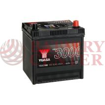 Μπαταρία Αυτοκινήτου YUASA YBX3108 12V 50Ah 400A Yuasa SMF Battery