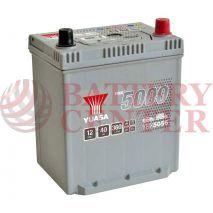 Μπαταρία Αυτοκινήτου YUASA YBX5056 12V 40Ah 360A Yuasa Silver High Performance Battery