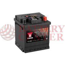 Μπαταρία Αυτοκινήτου YUASA YBX3012 12V 50Ah 420A Yuasa SMF Battery