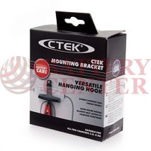 Ctek Mounting bracket and cable storage for MXS chargers (3,8-5A)