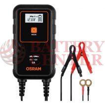 OSRAM OEBCS906 Battery Charger 6V & 12V 6A