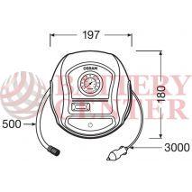 OSRAM OTI20012V TYREinflate 200