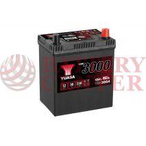 Μπαταρία Αυτοκινήτου YUASA YBX3054 12V 36Ah 330A Yuasa SMF Battery