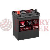 YBX3055 12V 36Ah 330A Yuasa SMF Battery
