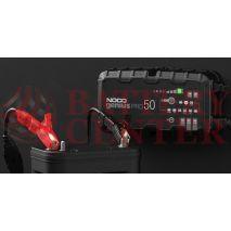 Φορτιστής συντήρησης μπαταριών NOCO GENIUSPRO50 6V 12V & 24V 50A