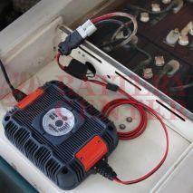 Βιομηχανικός φορτιστής συσσωρευτών UltraSafe 24V 40A NOCO GX2440