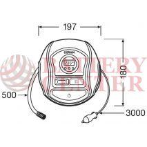 OSRAM OTI450 12V  TYREinflate 450
