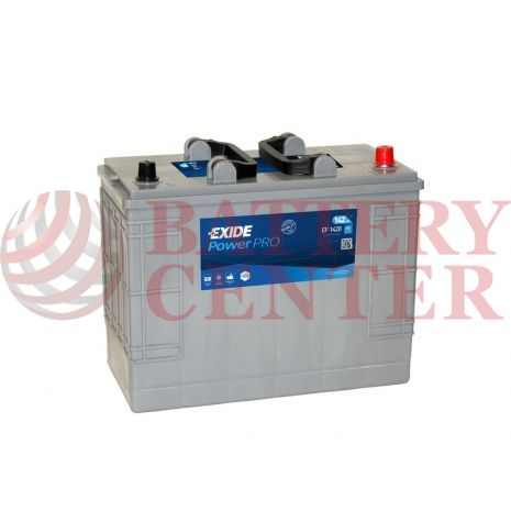 Μπαταρία Exide EF1402 Professional Power 12V Capacity 20hr 142(Ah):EN (Amps): 850EN Εκκίνησης