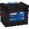 Μπαταρία Exide Excell EB558 12V Capacity 20hr  55(Ah):EN (Amps): 620EN Εκκίνησης